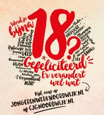gefeliciteerd 18 je wordt 18 en dan   HoeZitDat.info gefeliciteerd 18